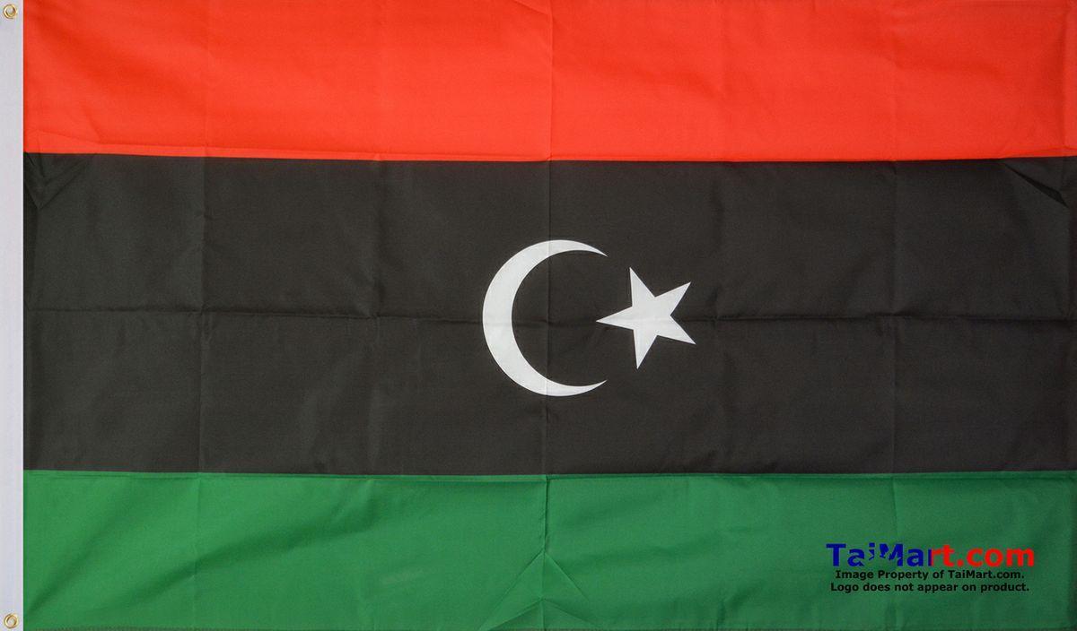 Libya Lippu